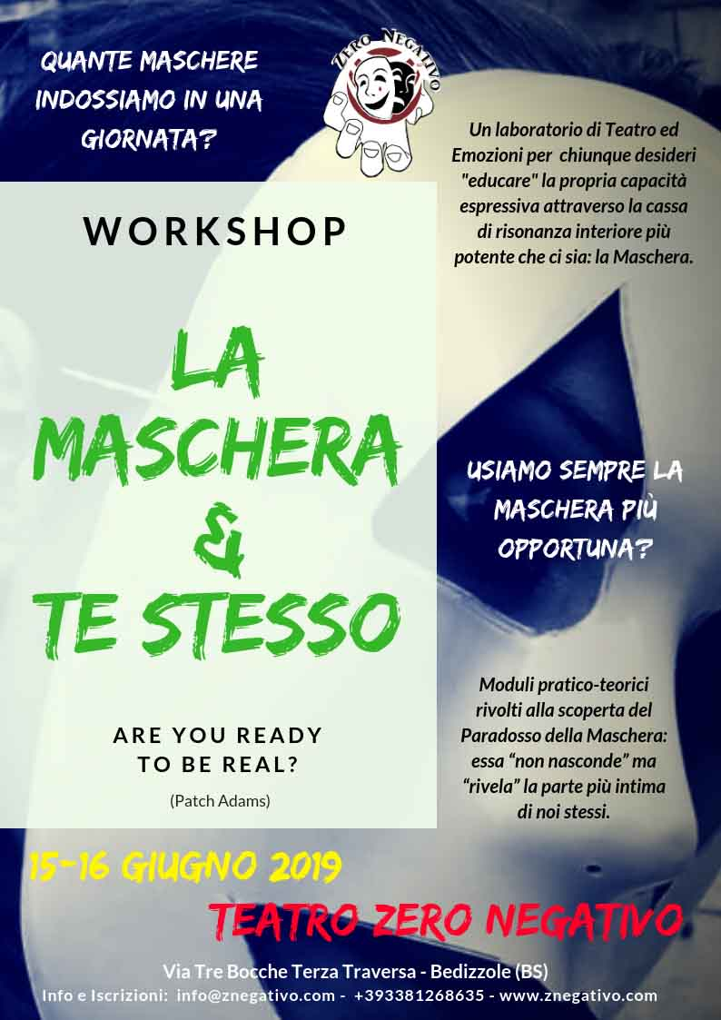 "workshop ""the mask"